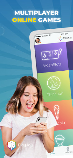 PlayJoy: Ludo, dominoes, Uno, Chinchón and more...  screenshots 1