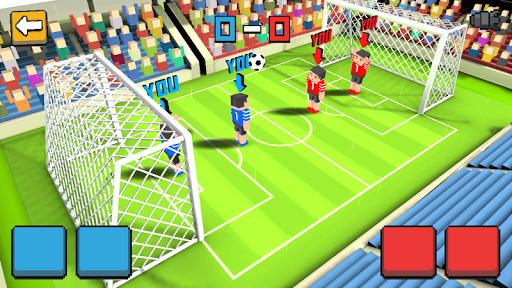 Cubic Soccer 3D screenshots 3