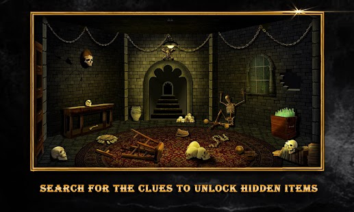 Room Escape Game - Dusky Moon Screenshot