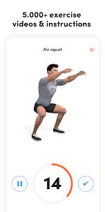 Virtuagym Fitness Tracker Home v9.4.2 Mod APK 2
