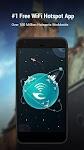 screenshot of Swift WiFi - Free WiFi Hotspot Portable