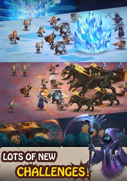 Mine Legend 2 - Idle Miner RPG screenshot 11