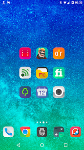 Aurora UI Square – Icon Pack 10.4 Latest MOD APK 3
