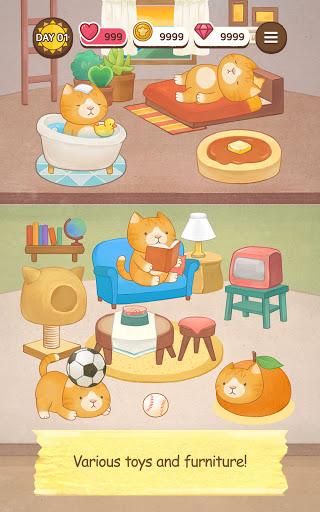 Cafe Heaven : Cat's Sandwiches 1.1.9 screenshots 14