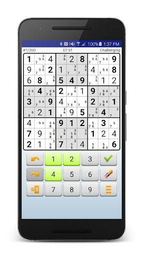 Sudoku 2Go Free apktreat screenshots 2