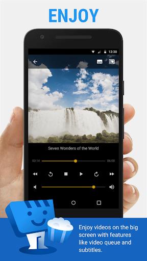 Web Video Cast | Browser to TV/Chromecast/Roku/+ 5.1.12 Screenshots 3