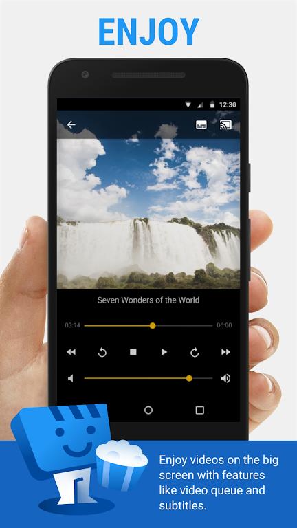 Web Video Cast | Browser to TV/Chromecast/Roku/+  poster 2