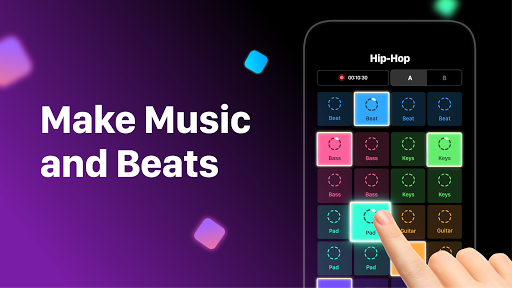 Groovy Loops - Beat and Music Maker🦄 1.17.0 screenshots 1
