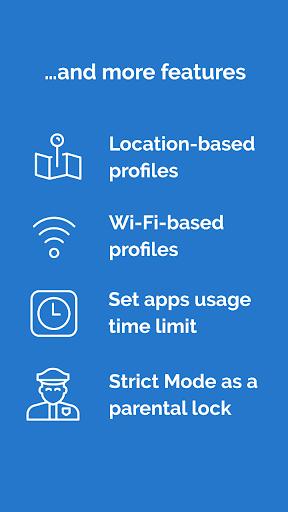 AppBlock - Stay Focused (Block Websites & Apps)  Screenshots 7