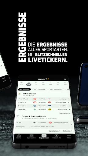 SPORT1 - Fussball News, Liveticker & Sport heute 10.66.44 screenshots 3