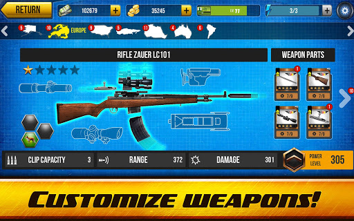 Wild Hunt:Sport Hunting Games. Hunter & Shooter 3D 1.426 Screenshots 16