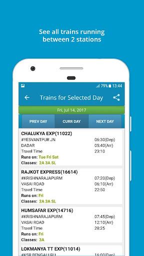 Indian Rail Train Info 3.0.61 screenshots 4