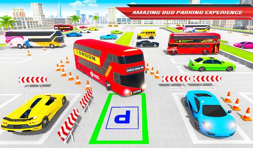 Euro Coach Bus Driving Simulator Bus Parking Games 25 Screenshots 11