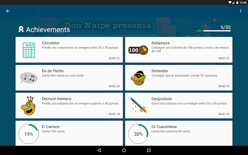 Tute Subastado 1.3.2 screenshots 22