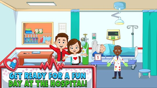 My Town : Hospital For Android [MOD, Paid] 5