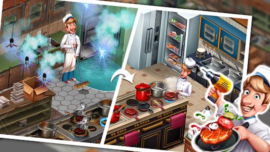 Cooking Team – Chef's Roger Restaurant MOD APK 7.0.7 4