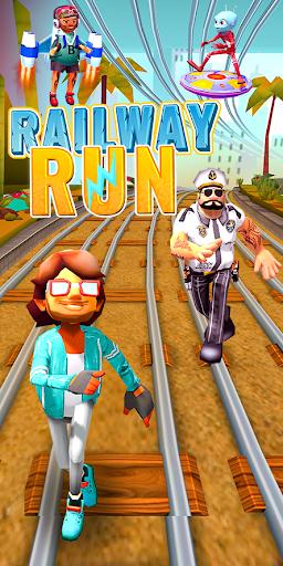 Railway Run 1.0.1 screenshots 1