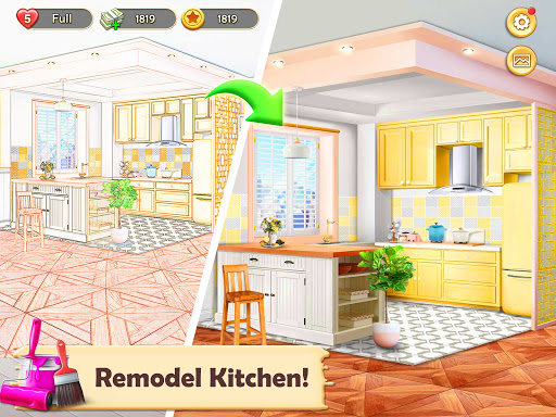 Home Design: Dream House Games for Girls  screenshots 12