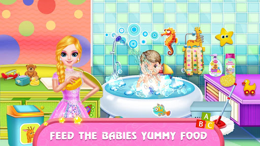 Babysitters Baby Care: Baby Sitter Games  screenshots 6