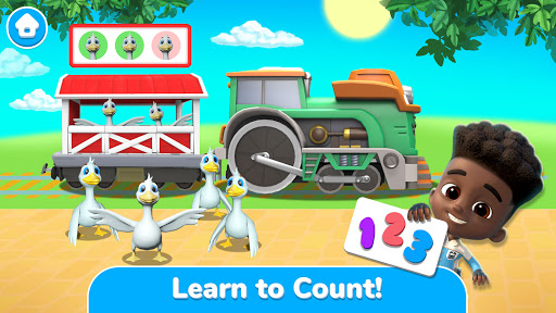 Mighty Express - Play & Learn with Train Friends 1.4.1 screenshots 4
