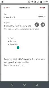 Tutanota – Encrypted Email & Calendar 3.76.10 Apk 2