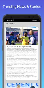 Bluestar Cricket: Live IPL & Cricket Matches Score MOD APK 4
