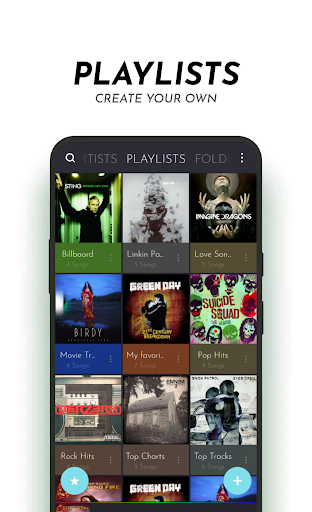 audioPro™ Music Player