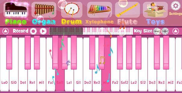 Pink Piano screenshots 6