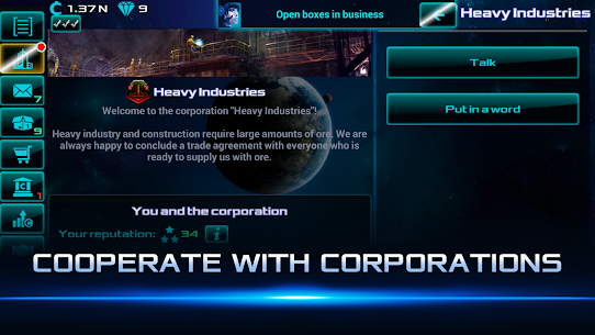 Idle Space Business Tycoon 2.0.26 3