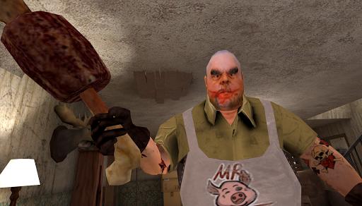 Télécharger Gratuit Mr. Meat: Horror Escape Room,Puzzle & jeu d'action APK MOD (Astuce) screenshots 1