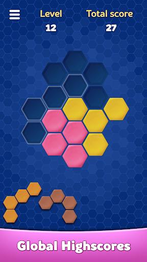 Hexa Block Puzzle 2.21 screenshots 2