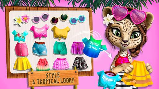 Jungle Animal Hair Salon 2 screenshot 5