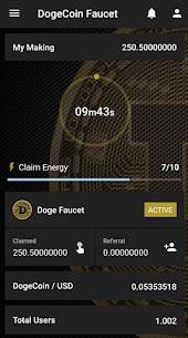 DogeCoin Faucet – Free DogeCoin 5