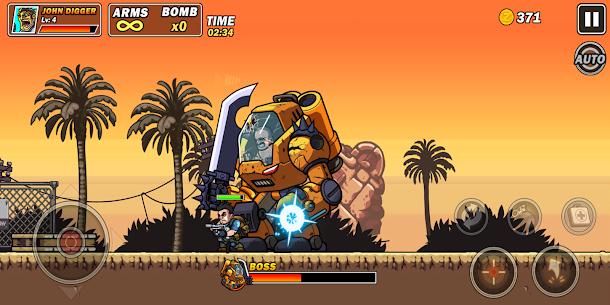 Metal Gun : Slug Soldier 4