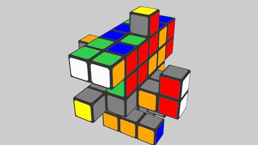 VISTALGYu00ae Cubes  screenshots 1