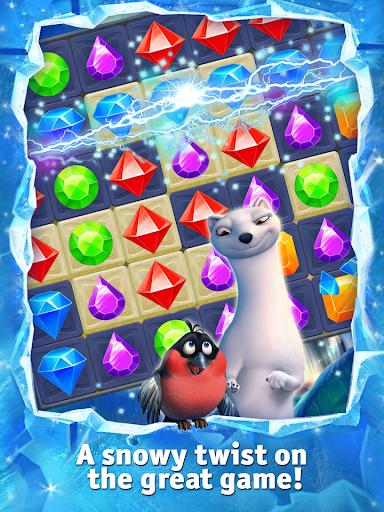 Snow Queen 2: Bird and Weasel screenshots 1