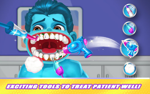 Superhero Dentist 1.2 Screenshots 12