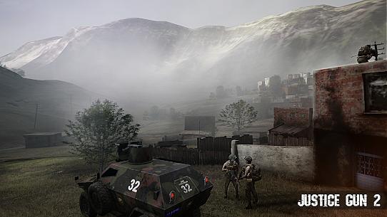 Justice Gun 2 3D Shooter Game 1