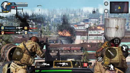Critical Action :Gun Strike Ops - Shooting Game 2.6.01 screenshots 17