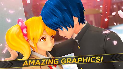 Anime Girl Run - Yandere Survival - Manga Love  screenshots 15