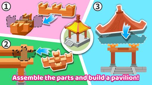 Baby Panda's Earthquake-resistant Building  Screenshots 8