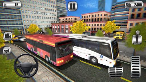 Public Bus Simulator: New Bus Driving games 2021 1.24 screenshots 11