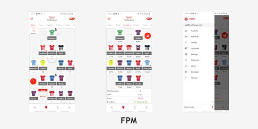 fantasy premiership manager - fpm for fpl screenshot 1