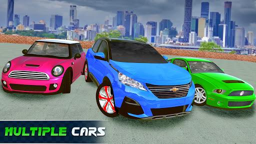 Car Parking Games: Car Driver Simulator Game 2021  screenshots 4