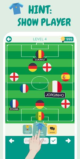 Guess The Football Team - Football Quiz 2022 1.22 screenshots 2