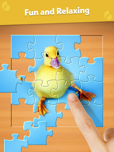 Jigsaw Puzzle: Create Pictures with Wood Pieces Apkfinish screenshots 15