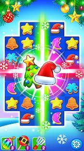 Christmas Cookie - Santa Claus's Match 3 Adventure 3.3.6 screenshots 1