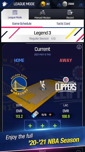 NBA NOW 21 0.9.0 screenshots 3