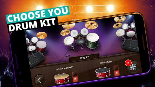 Drum Set Music Games & Drums Kit Simulator 3.36.0 screenshots 4