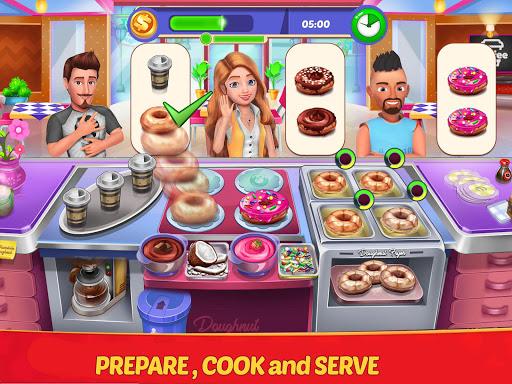 Restaurant Master : Kitchen Chef Cooking Game  screenshots 14